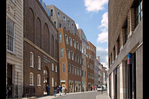 Whitcomb Street The Hobhouse Estate